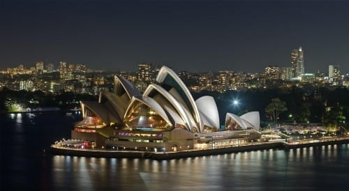Top 10 Most Attractive Cities  - Sydney