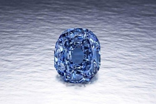 Top 10 Most Expensive Jewelry - Wittelsbach-Graff Diamond- $24.3 million