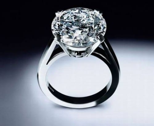 Valentine's Day Gifts For Your Girlfriend -  A Diamond Ring