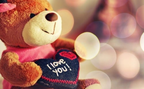 Valentine's Day Gifts For Your Girlfriend - Cute Stuffed Teddy Bear