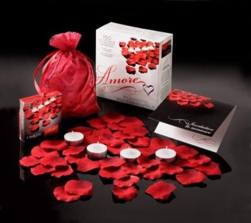Valentine's Day Gifts For Your Girlfriend - Valentine Amore Romantic Gift Set