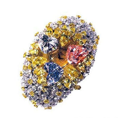 World's Most Expensive Watches - Chopard 210 carat - $25 million