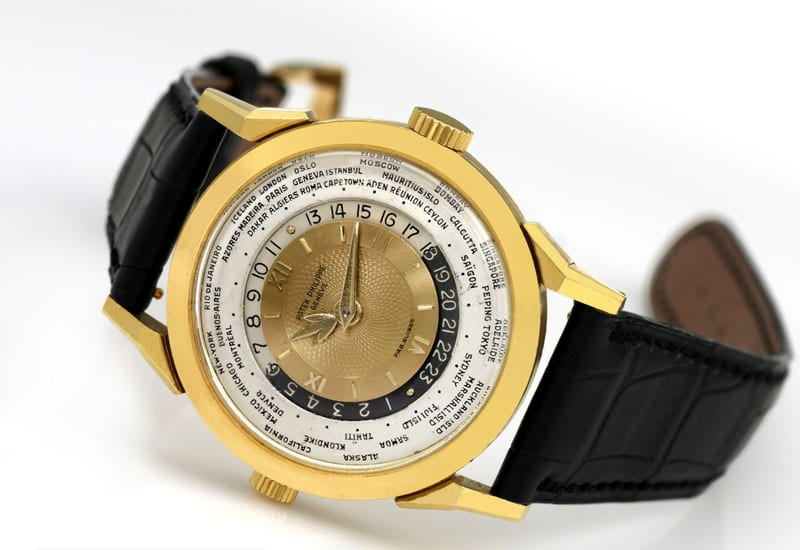 World's Most Expensive Watches -  Patek Philippe 1953 Heures Universelles Model 2523 - $2.9million
