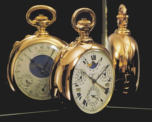 World's Most Expensive Watches - Patek Philippe Super Complication - $11 million