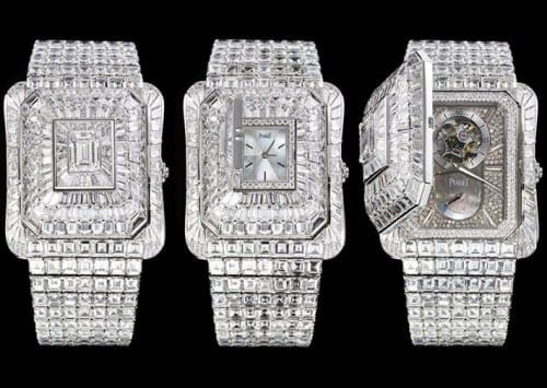 World's Most Expensive Watches - Piaget Emperador Temple- $3.3 million