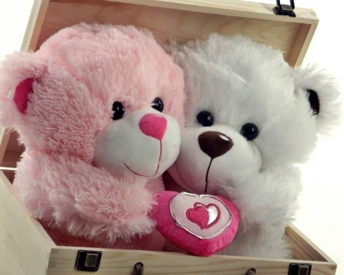 Best Valentines Day Gifts For Teens - Teddy Bear