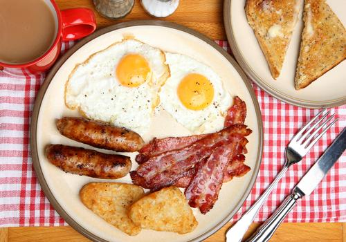 Eat More At Breakfast And Less At Dinner