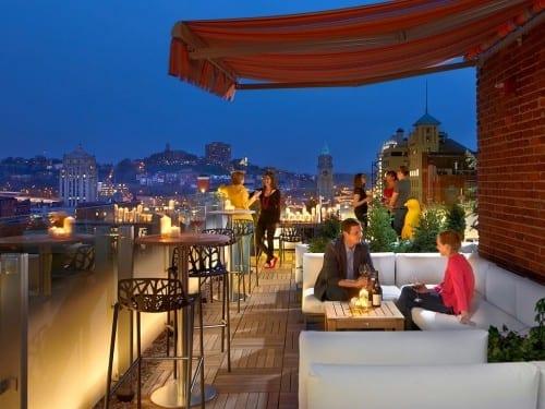 Most Beautiful Hotels In America - 21C Museum Hotel, Cincinnati