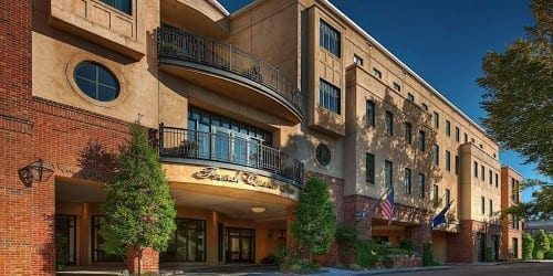Most Beautiful Hotels In America - French Quarter Inn, South Carolina