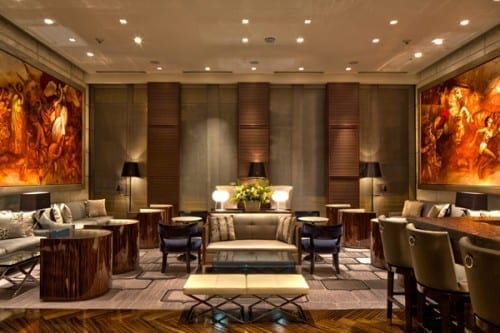 Most Beautiful Hotels In America - The St. Regis San Francisco