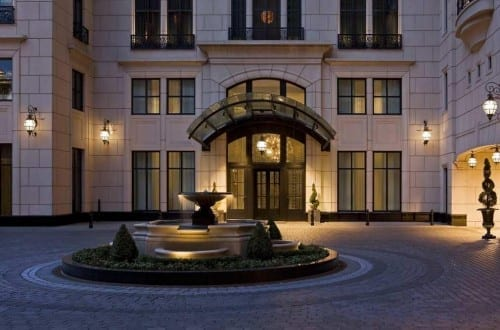 Top 10 Most Beautiful Hotels In America