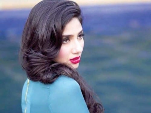 Most Beautiful Pakistani Actresses In 2014 - Mahira Khan