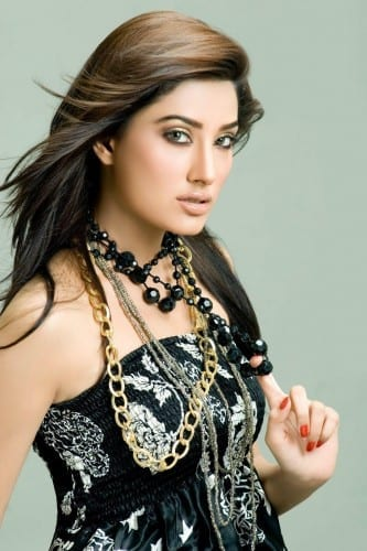 Most Beautiful Pakistani Actresses In 2014 - Mehwish Hayat