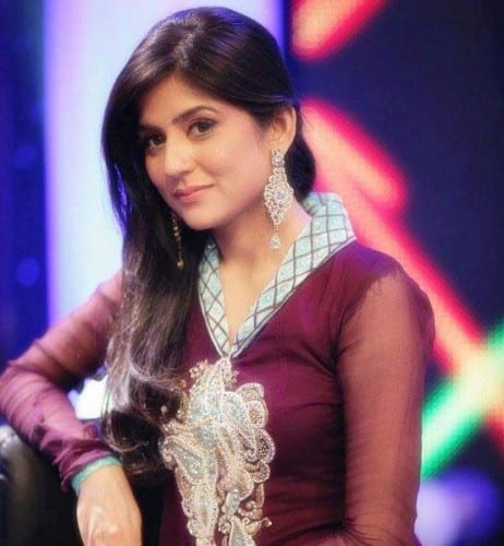 Most Beautiful Pakistani Actresses In 2014 - Sanam Baloch