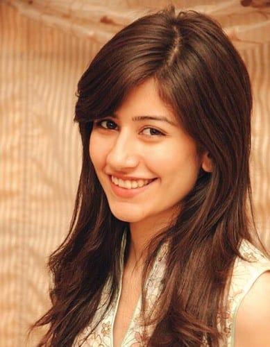 Most Beautiful Pakistani Actresses In 2014 -  Syra Yousuf