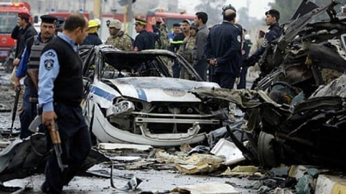Most Dangerous Cities In 2020 - Baghdad