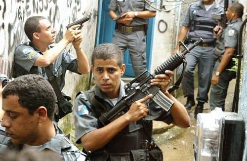 Most Dangerous Cities In 2014 - Rio de Janeiro