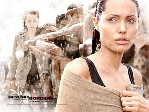 Most Famous Angelina Jolie movies - Beyond Borders
