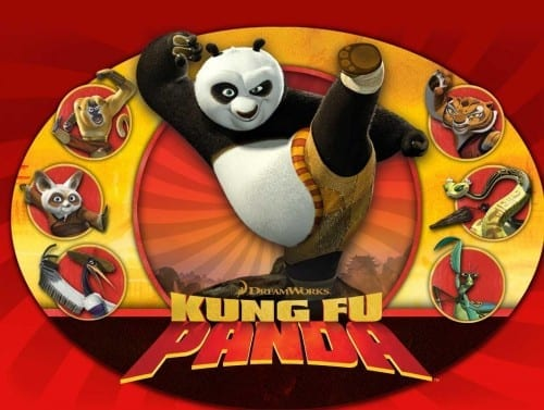 Most Famous Angelina Jolie movies - Kung Fu Panda