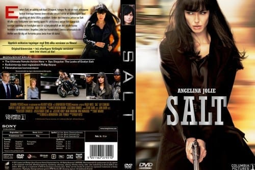Most Famous Angelina Jolie movies - Salt
