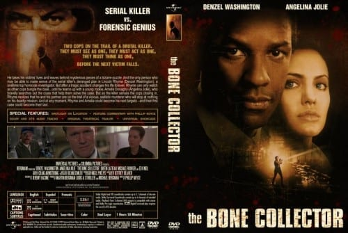 Most Famous Angelina Jolie movies - The Bone Collector