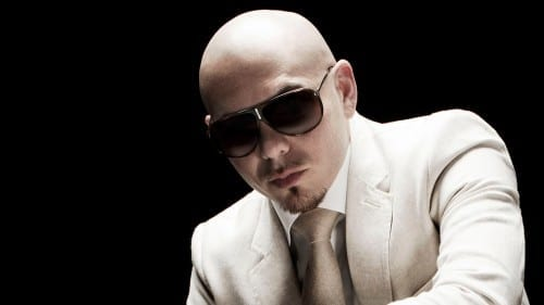 Most Popular Male Singers In 2014 - Pitbull
