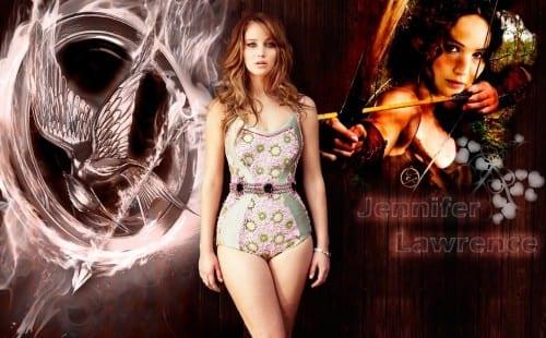 Top 10 Most Desirable Women - . Jennifer Lawrence