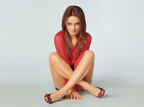 Top 10 Most Desirable Women - Mila Kunis