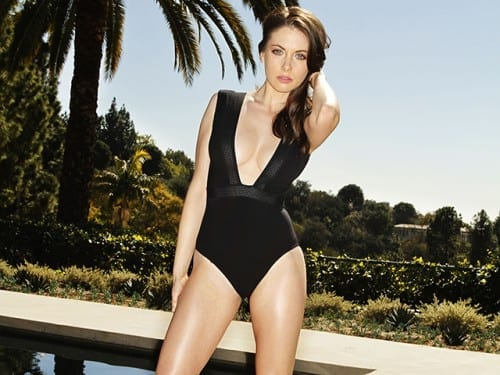 Alison Brie the 2nd most desirable woman 2020