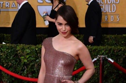 Most Desirable Woman Of 2020 -  Emilia Clarke