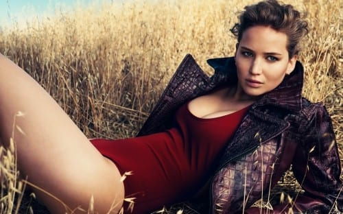 Jennifer Lawrence is the 4th most desirable woman of 2020. she is sexy and one of the hottest celebrities of 2020