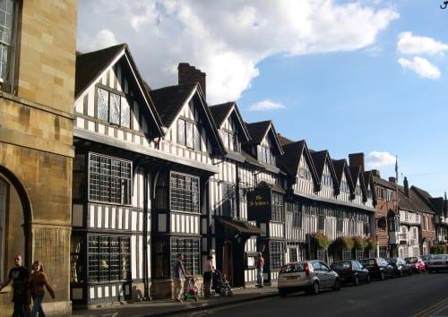 Top 10 Wonders Of United Kingdom - Stratford upon Avon