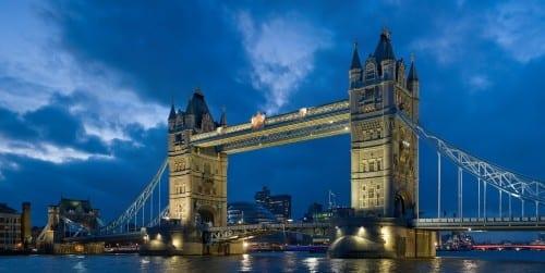 Top 10 Wonders Of United Kingdom - Tower Bridge