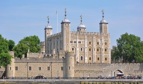 Top 10 Wonders Of United Kingdom - Tower of London
