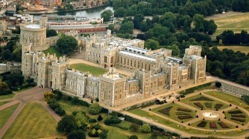 Top 10 Wonders Of United Kingdom - Windsor Castle