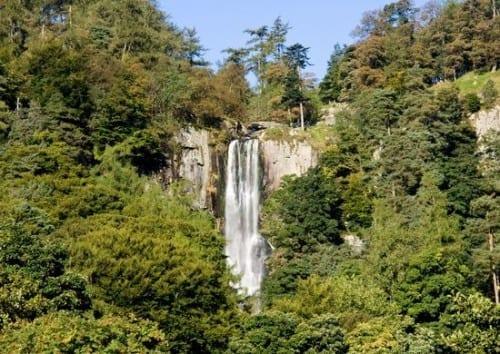 Top 10 Wonders Of United Kingdom - pistyll Rhaeadr Powys