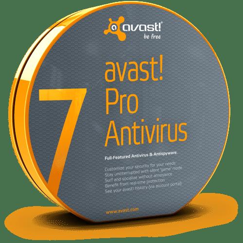 Avast Pro Antivirus Tool