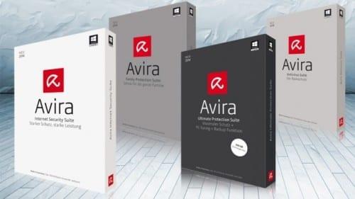 Best Antivirus Software In 2020 - Avira Antivirus Suit