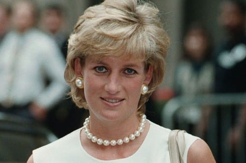 Celebrities Who Died In Car Accidents -  Lady Diana