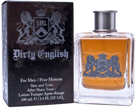 Dirty English Juicy Couture- Most Popular Perfumes For Men In 2018
