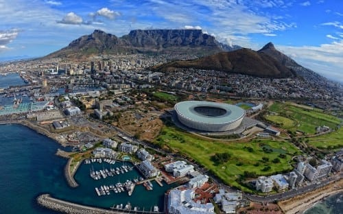 Most Beautiful Places To spend This Summer - Cape Town, South Africa