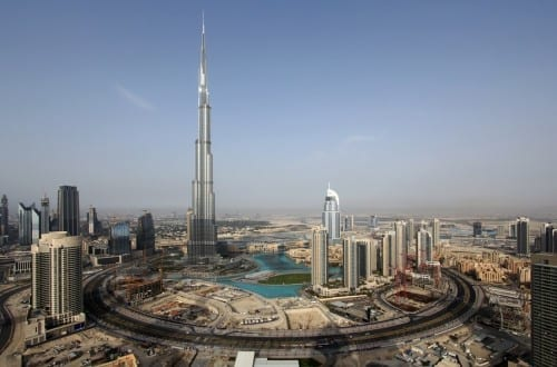 Most Beautiful Places To spend This Summer - Dubai, UAE
