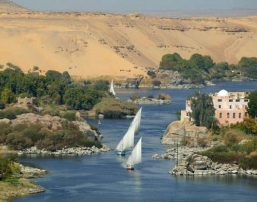 Most Beautiful Places To spend This Summer - Nile Valley, Egypt