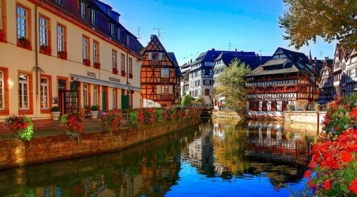 Most Beautiful Places To spend This Summer - Strasbourg, France