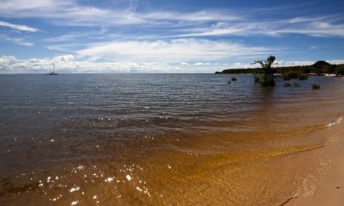 Alter do Chao beach