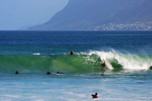 Most Dangerous Beaches In The World - Cape Town Beach