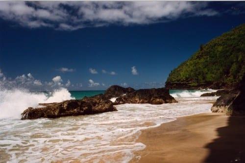 Most Dangerous Beaches In The World - Hanakapiai Beach