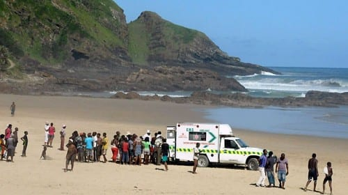 Most Dangerous Beaches In The World - Marshall Beach