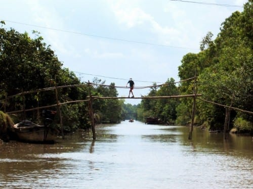 Most Dangerous Bridges In The World - Monkey Bridge