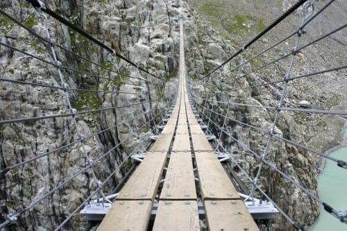 Most Dangerous Bridges In The World - Weinan Weihe Grand Bridge